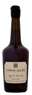 Osocalis Brandy Apple Barrel Aged 750ml